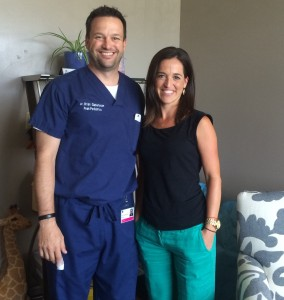 Dr. Brian and Maureen Carney